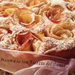 TORTA DI MELE DI ROSE